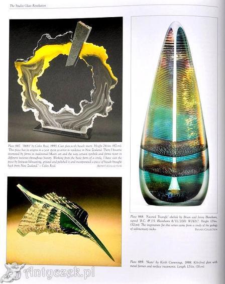 Th Century British Glass By Charles R Hajdamach